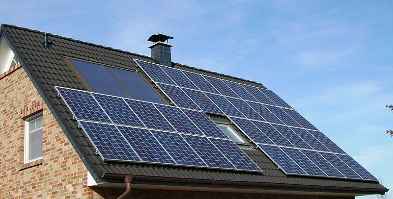 LA TOITURE SOLAIRE AS - Energie Solaire SA : Accueil